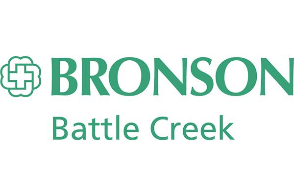 BRONSON Battle Creek Logo Vector PNG