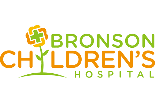 Bronson Children's Hospital Logo Vector PNG