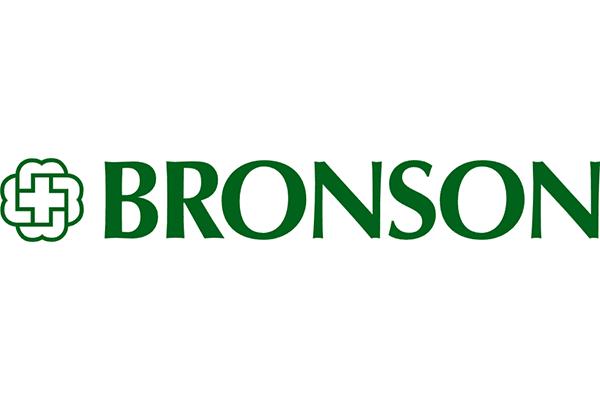 Bronson Healthcare Logo Vector PNG