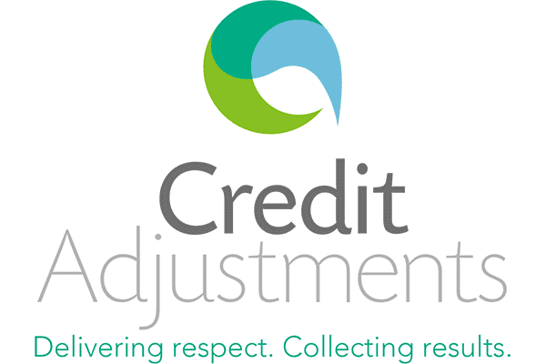 Credit Adjustment Logo Vector PNG