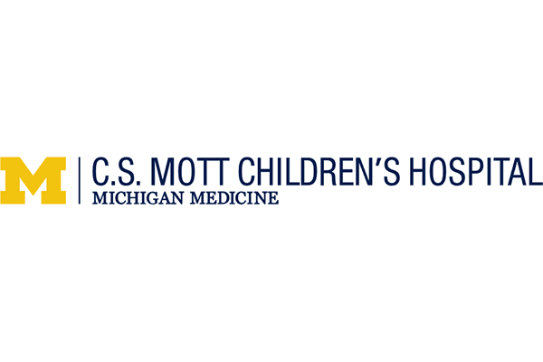 C.S. MOTT CHILDREN'S HOSPITAL MICHIGAN MEDICINE Logo Vector PNG