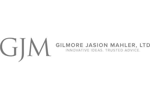 Gilmore Jasion Mahler (GJM) Logo Vector PNG