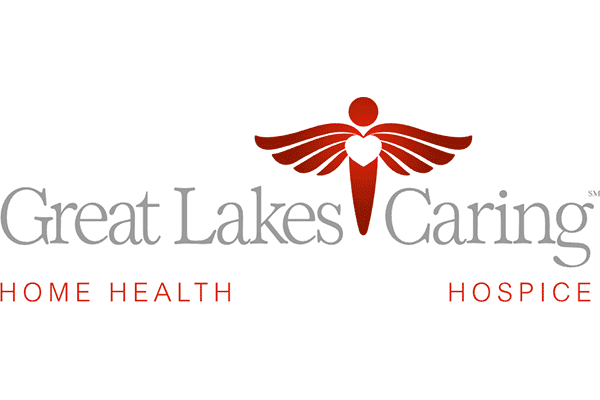 Great Lakes Caring HOME HEALTH HOSPICE Logo Vector PNG