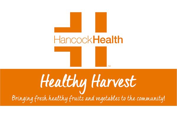 Hancock Healthy Harvest Logo Vector PNG