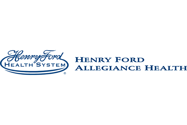 Henry Ford Allegiance Health Logo Vector PNG