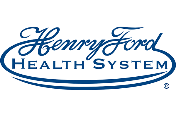 Henry Ford Health System Logo Vector PNG