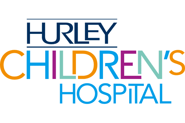 HURLEY CHILDREN'S HOSPITAL Logo Vector PNG