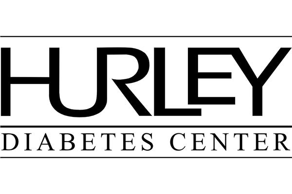 HURLEY DIABETES CENTER Logo Vector PNG