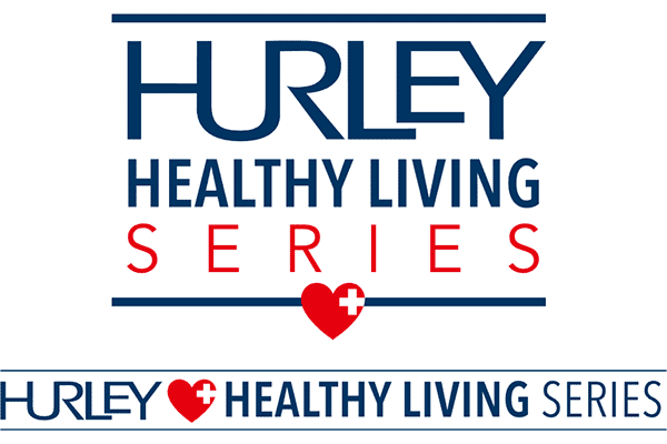 HURLEY HEALTHY LIVING SERIES Logo Vector PNG