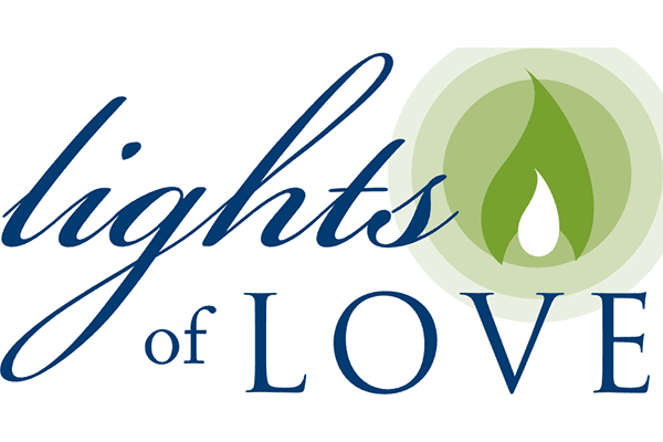 Lights of Love Logo Vector PNG