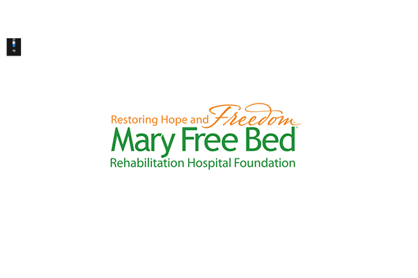 Mary Free Bed Rehabilitation Hospital Foundation Logo Vector PNG