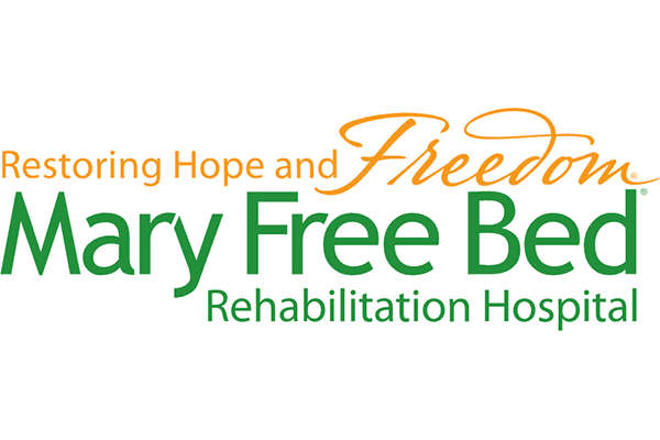 Mary Free Bed Rehabilitation Hospital Logo Vector PNG