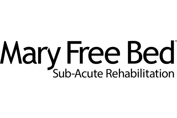 Mary Free Bed Sub-Acute Rehabilitation Logo Vector PNG