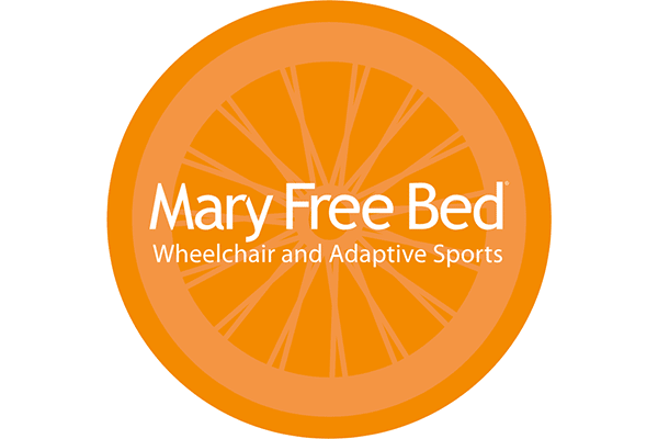 Mary Free Bed Wheelchair and Adaptive Sports Logo Vector PNG