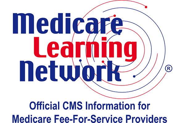 Medicare Learning Network Logo Vector PNG