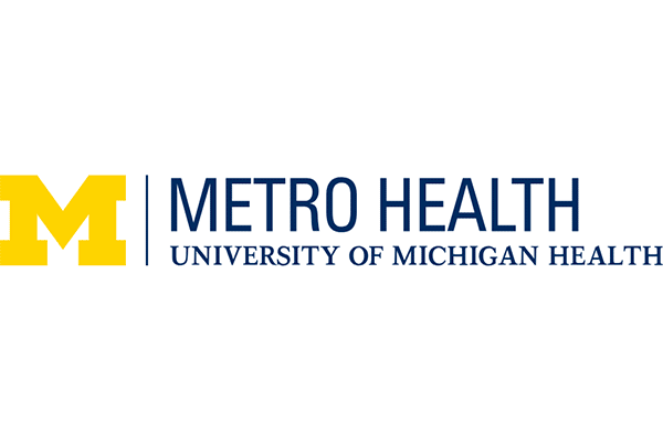 Metro Health University of Michigan Health Logo Vector PNG
