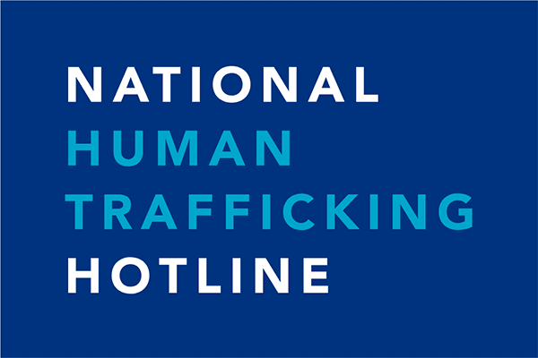 National Human Trafficking Hotline Logo Vector PNG
