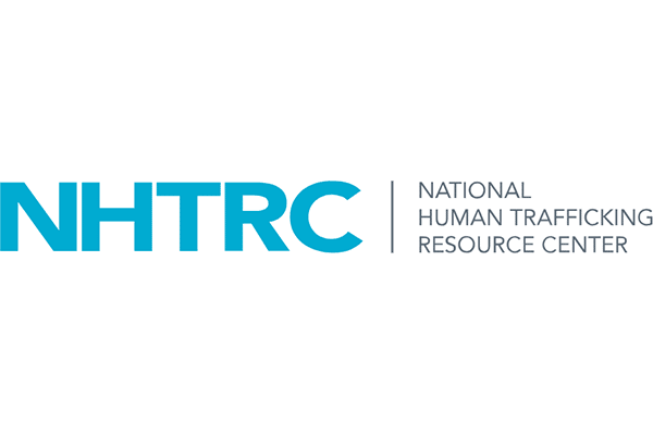 NHTRC (NATIONAL HUMAN TRAFFICKING RESOURCE CENTER) Logo Vector PNG