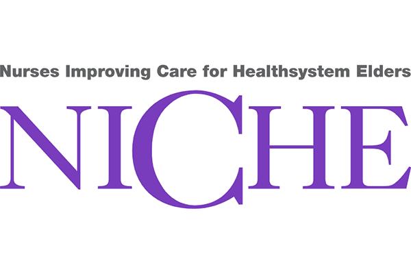 Nurses Improving Care for Healthsystem Elders (NICHE) Logo Vector PNG