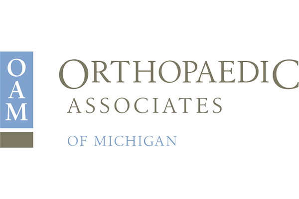 ORTHOPAEDIC ASSOCIATES OF MICHIGAN (OAM) Logo Vector PNG