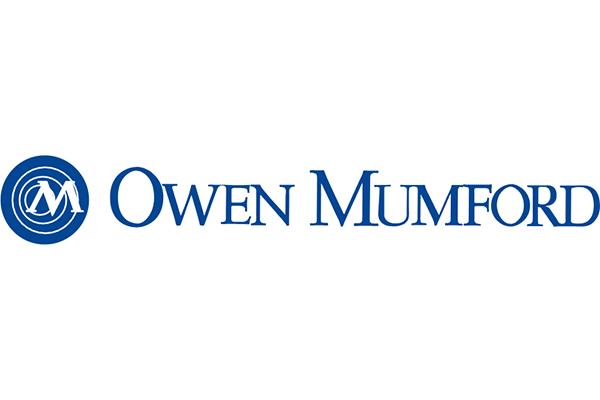 Owen Mumford Logo Vector PNG