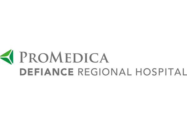ProMedica Defiance Regional Hospital Logo Vector PNG