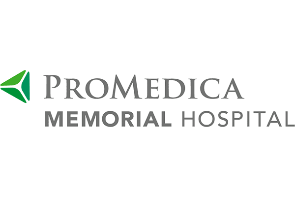 ProMedica MEMORIAL HOSPITAL Logo Vector PNG