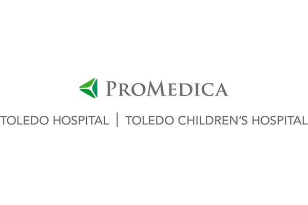 ProMedica Toledo and Toledo Children's Hospitals Logo Vector PNG