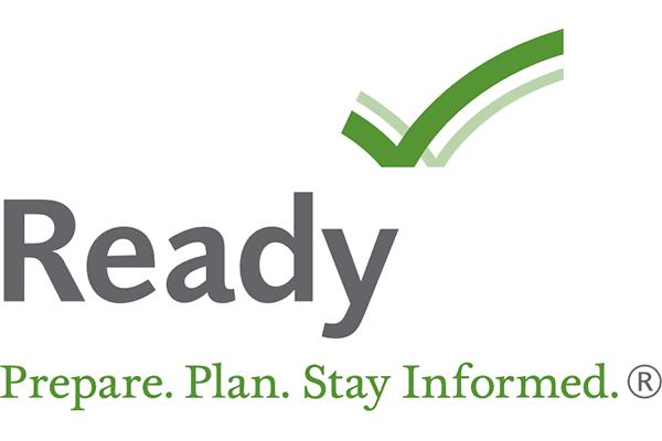 Ready.gov Logo Vector PNG