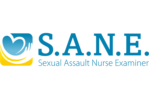 Sexual Assault Nurse Examiner (SANE) Logo Vector PNG