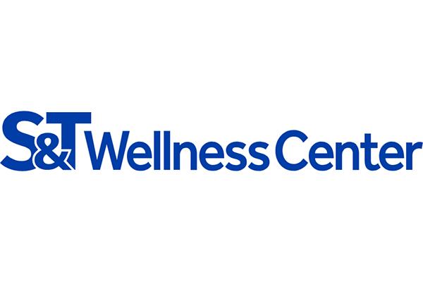 S&T Wellness Center Logo Vector PNG