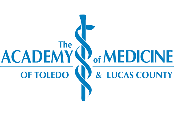 The Academy of Medicine of Toledo and Lucas County Logo Vector PNG