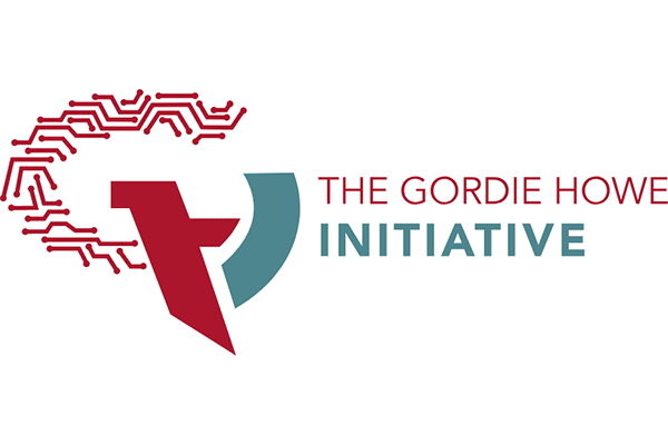 The GORDIE HOWE Initiative (GHI) Logo Vector PNG