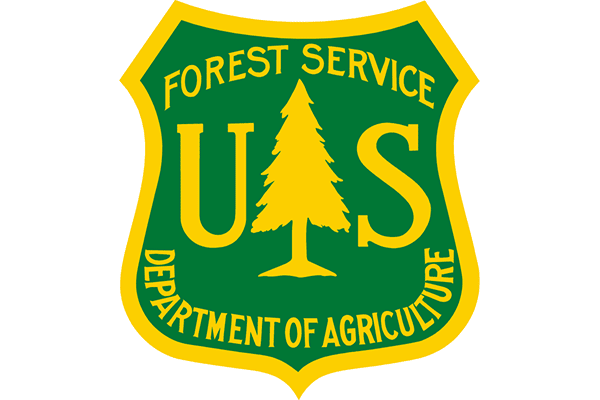 US Department of Agriculture (USDA) Forest Service Logo Vector PNG