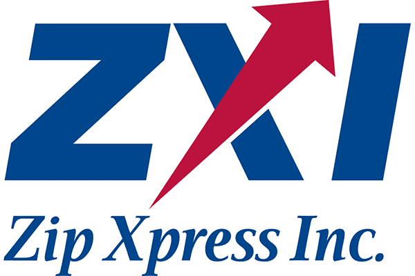 Zip Xpress Inc Logo Vector PNG