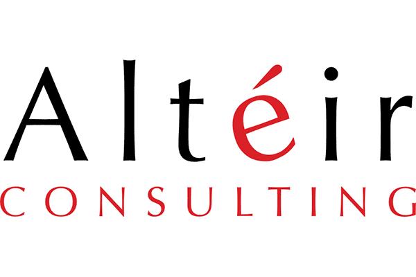Altéir CONSULTING Logo Vector PNG