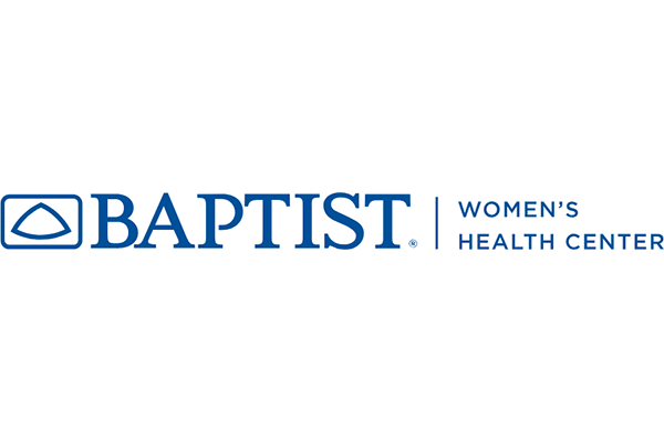 Baptist Women's Health Center Logo Vector PNG