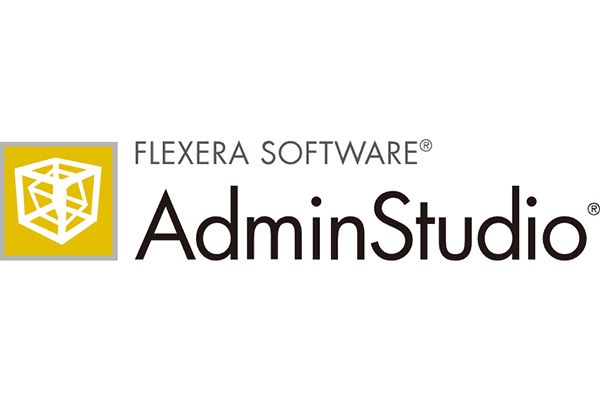 FLEXERA SOFTWARE AdminStudio Logo Vector PNG