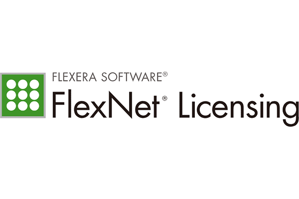 FLEXERA SOFTWARE FlexNet Licensing Logo Vector PNG