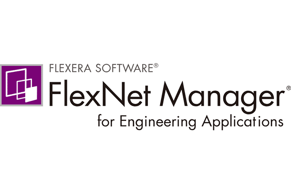 FLEXERA SOFTWARE FlexNet Manager for Engineering Applications Logo Vector PNG