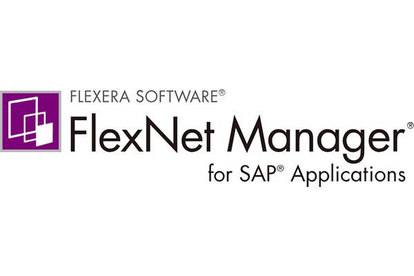 FLEXERA SOFTWARE FlexNet Manager for SAP Applications Logo Vector PNG