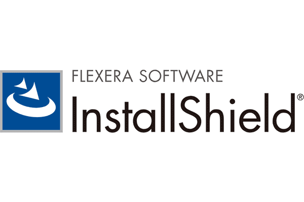 FLEXERA SOFTWARE InstallShield Logo Vector PNG