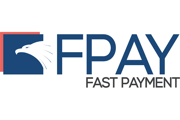FPAY FAST PAYMENT Logo Vector PNG