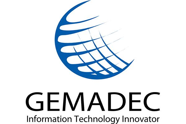 GEMADEC Information Technology Innovator Logo Vector PNG