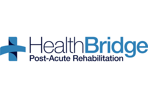 HealthBridge Post-Acute Rehabilitation Logo Vector PNG