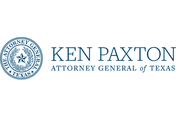 Ken Paxton Attorney General of Texas Logo Vector PNG