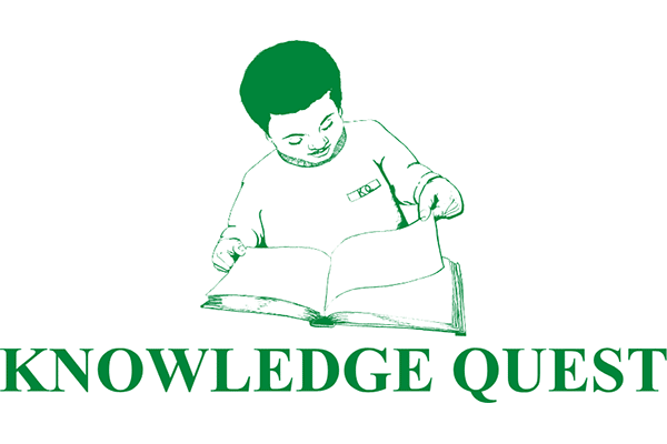 Knowledge Quest Logo Vector PNG