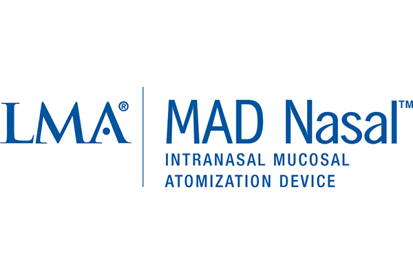 LMA MAD Nasal Intranasal Mucosal Atomization Device Logo Vector PNG