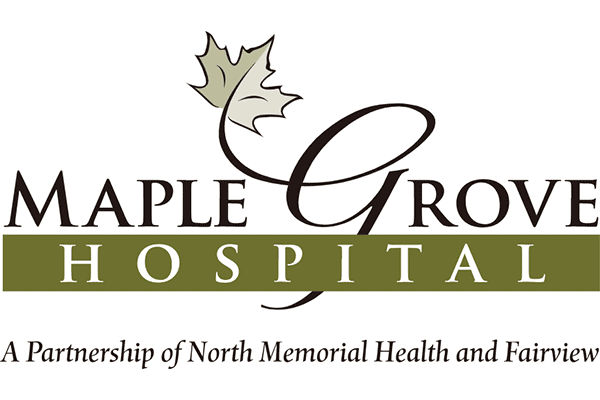 Maple Grove Hospital Logo Vector PNG