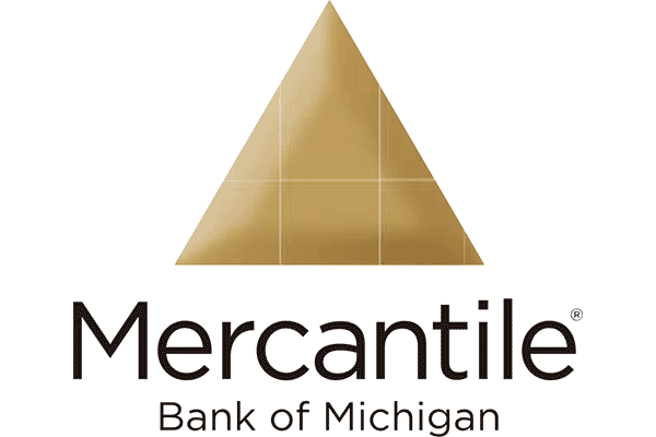 Mercantile Bank of Michigan Logo Vector PNG